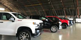 Chevrolet Silverado, GMC Sierra Recalled for Fire Risk