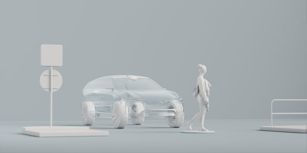 Both cutting-edge hardware and software — by ZenseactVolvo Cars' autonomous driving software...