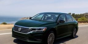 VW to End Passat Production with MY-22