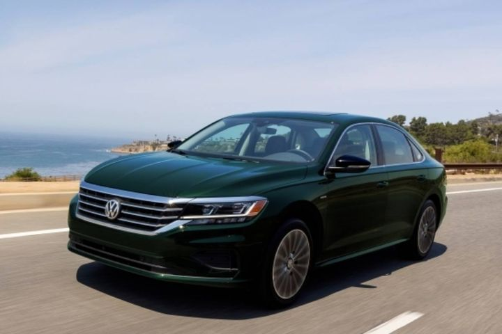 The 2022 Passat Limited Edition will include Chattanooga-inspired details. - Photo: VW