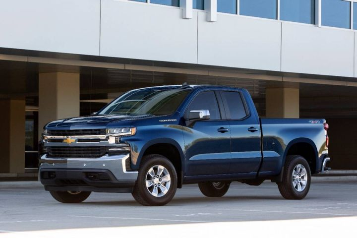 The 5G network will be available in select MY 2024 vehicles, and many 2019 and newer models with 4G LTE will receive the upgrade retroactively. - Photo: Chevrolet