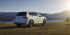 VW Announces Pricing for 2022 Tiguan