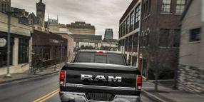 Chrysler Recalls Several Ram Models for Air Bag Inflator