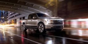 Ford Doubles Production Target for F-150 Lightning
