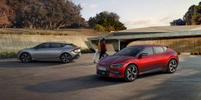 Kia EV6 Receives Product Carbon Footprint Certification