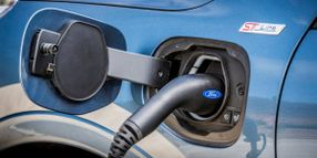 Ford Data Reveals How Often Plug-In Hybrid Owners Run on Battery Alone