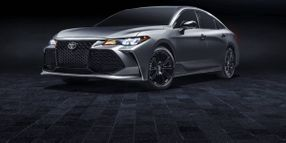 Toyota to Discontinue Avalon in MY22