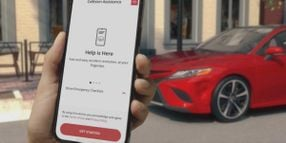 New Smartphone App Supports Toyota, Lexus Drivers After Collisions