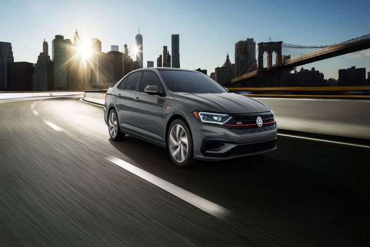 The new Jetta family is expected to reach U.S. dealers in the fourth quarter of 2021. - Photo: Volkswagen of America