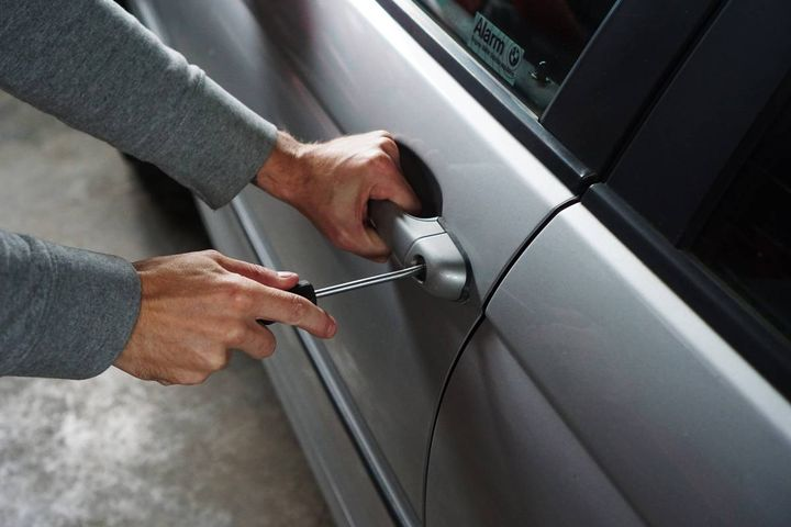The report explores vehicle theft by locations, finding that California was the top state in total thefts with 187,094 in 2020. - Photo via pxfuel.com.