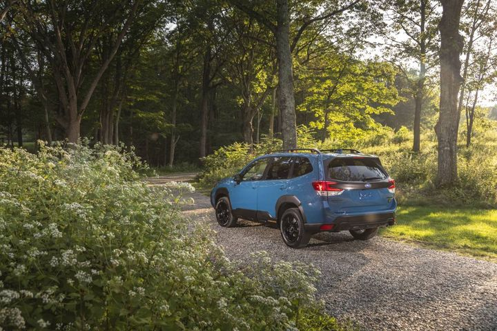 The 2022 Forester comes standard with the latest version of EyeSight Driver Assist Technology. - Photo: Subaru