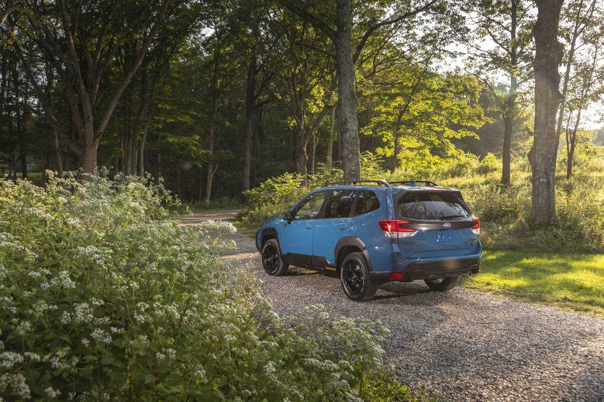 Subaru Announces Pricing on 2022 Forester SUV