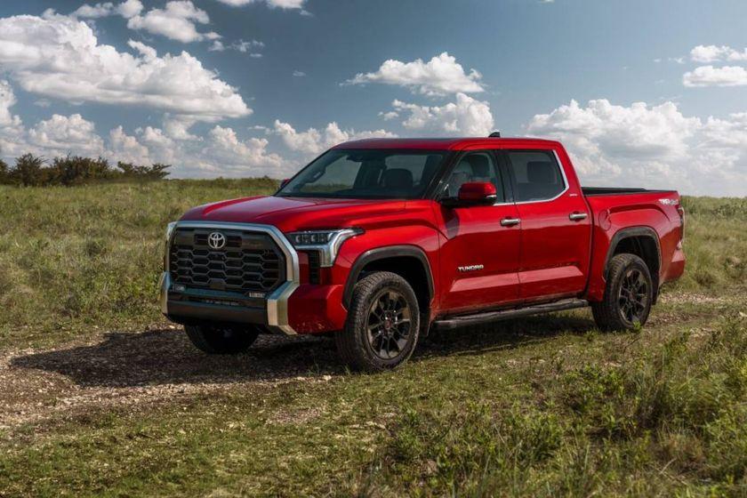 Toyota Introduces 2022 Tundra