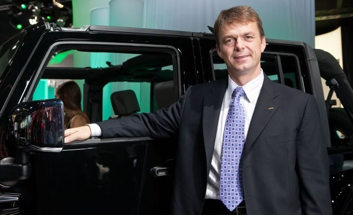 Manley was named CEO of then-FCA three years ago and has also been at the helm of the Ram and Jeep brands over his career with the company. - File photo courtesy of FCA, 2018.