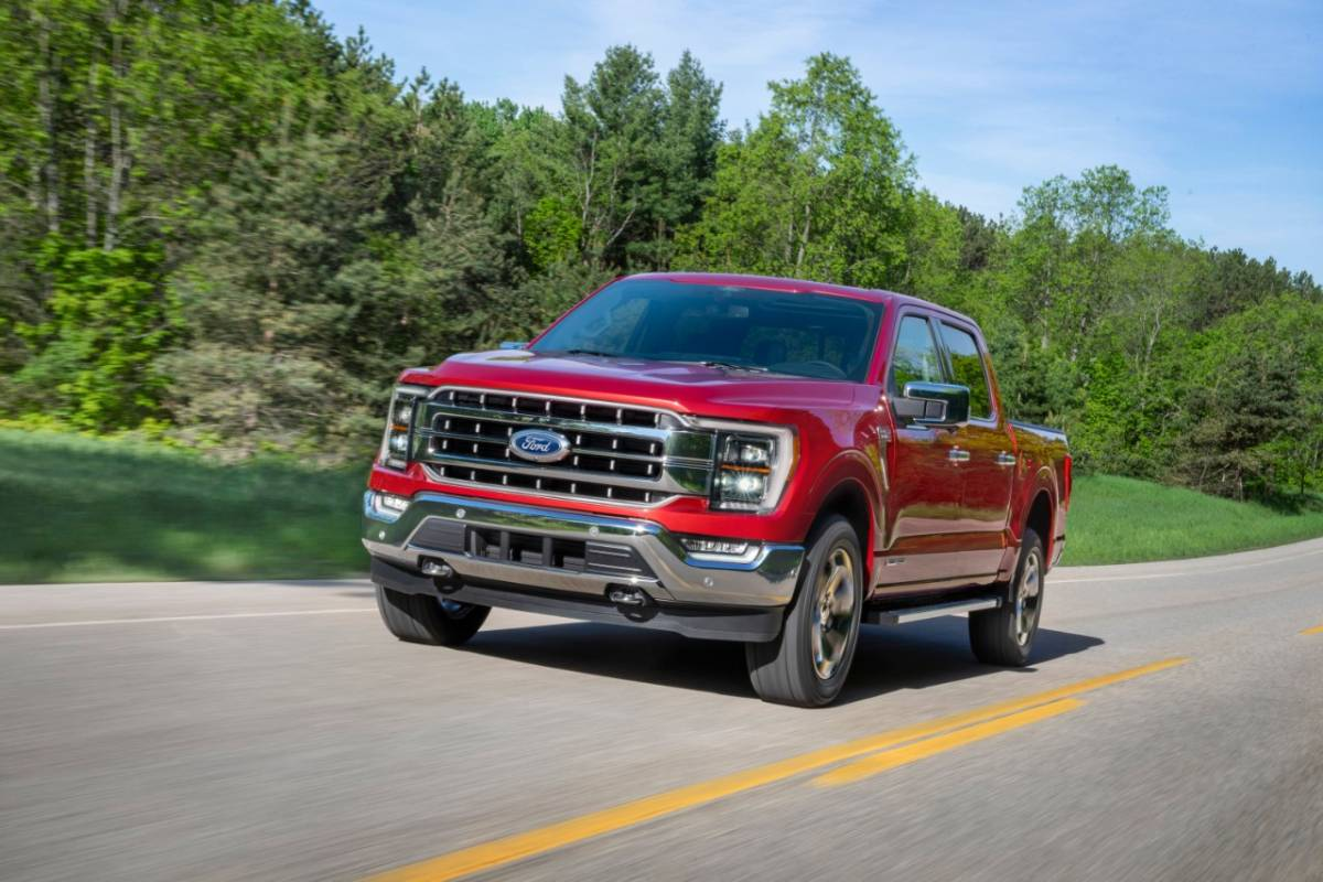 Ford Recalls F-150 Vehicles for Seatbelt Issue