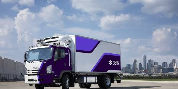 Gatik's medium-duty fleet will deploy Goodyear SightLine tires using connected tech to improve...