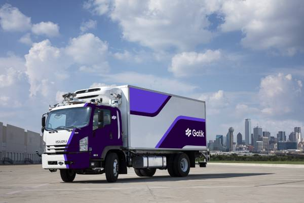 Goodyear Invests in Autonomous Trucking Company Gatik