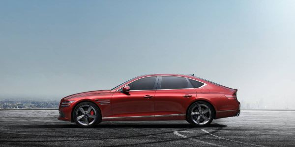 The new G80 follows in the footsteps of all Genesis vehicles withcomplimentary scheduled...