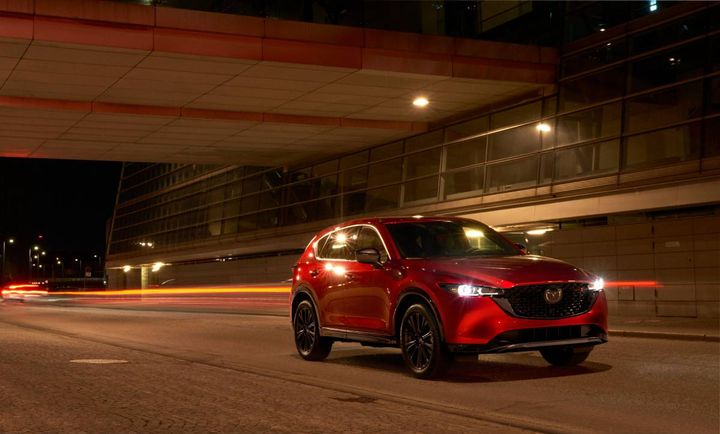 The 2022 CX-5 will also feature newexterior styling andseating upgrades, and introduces Mazda intelligent Drive Select. - Photo: Mazda