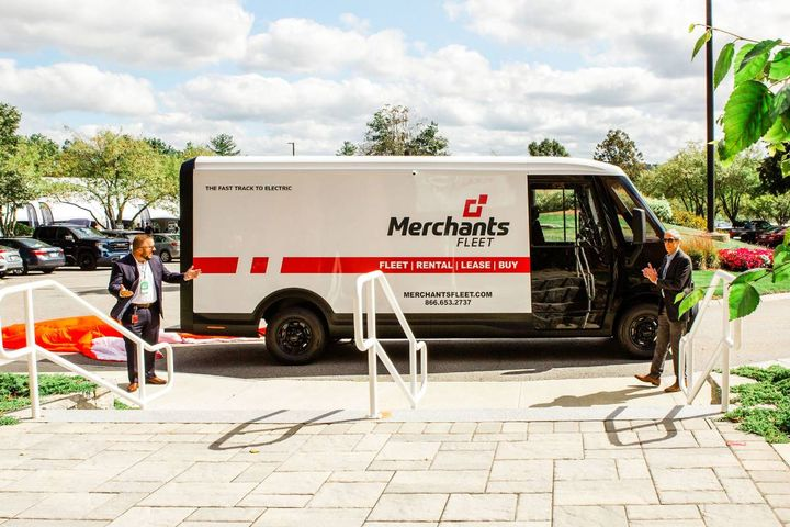 Merchants Fleet appears to making headway in itsgoal to achieve 50% electrification of its mobility fleet portfolio by 2025. - Photo courtesyMerchants Fleet
