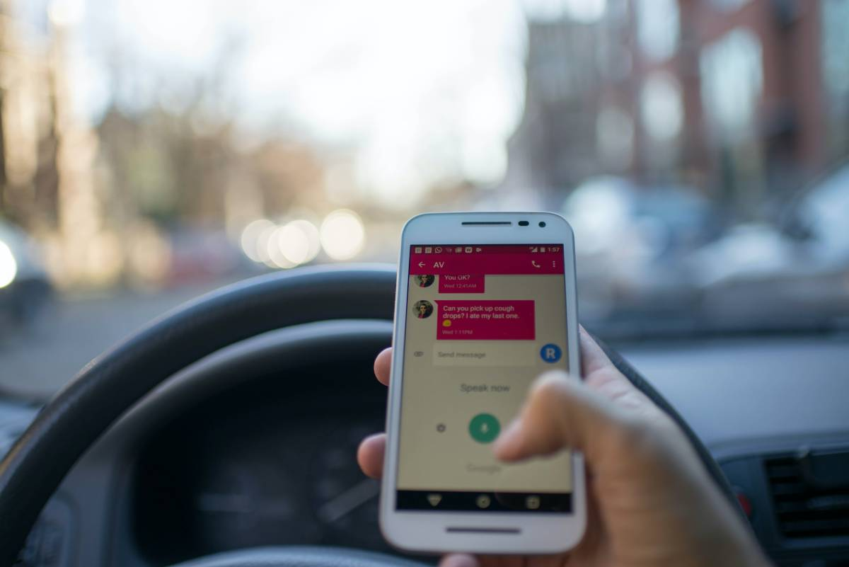 New Coalition to Combat Cell Phone Use that Causes 1.6 Million Crashes Yearly