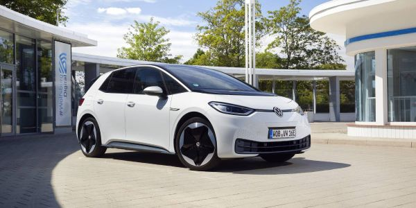 The Volkswagen ID.3 was Europe's top-selling EV during August.
