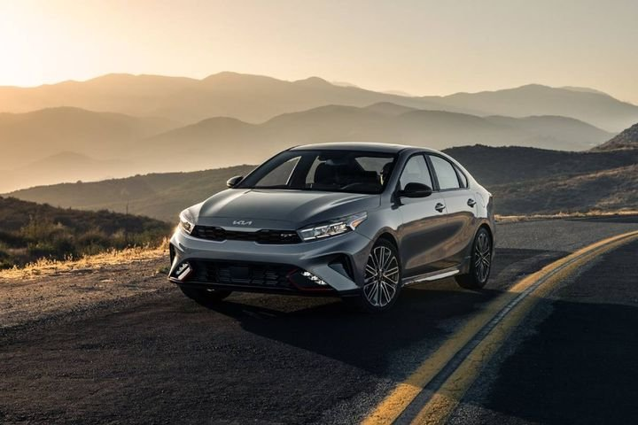 Advanced Driver Assistance Systems (ADAS) are at the forefront of the Forte's safety features. - Photo courtesy of Kia