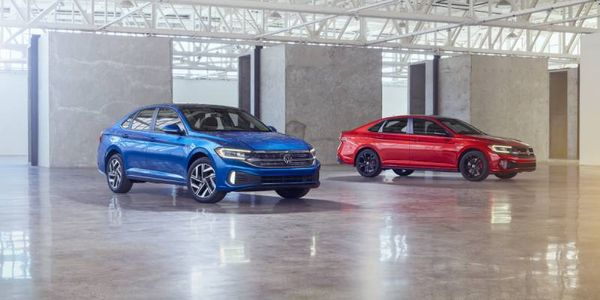 The EPA says that the 2022 Jetta will bring hundreds of dollars in fuel saved compared to the...