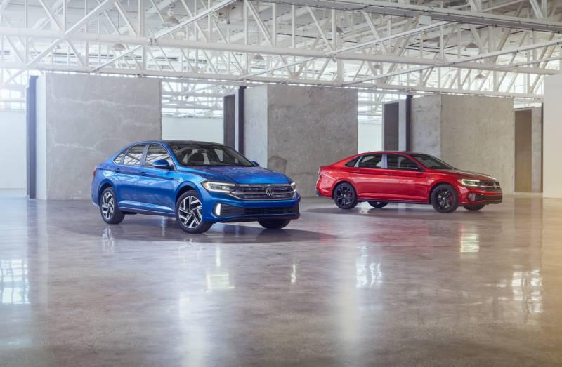 VW Announces EPA-Estimated MPG for 2022 Jetta