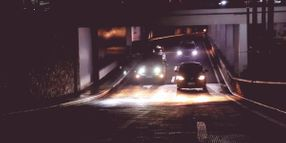 Night Crashes are 19% Lower for Vehicles with IIHS Good-Rated Headlights