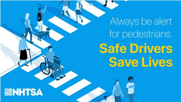 - Graphic courtesy of National Highway Traffic Safety Administration