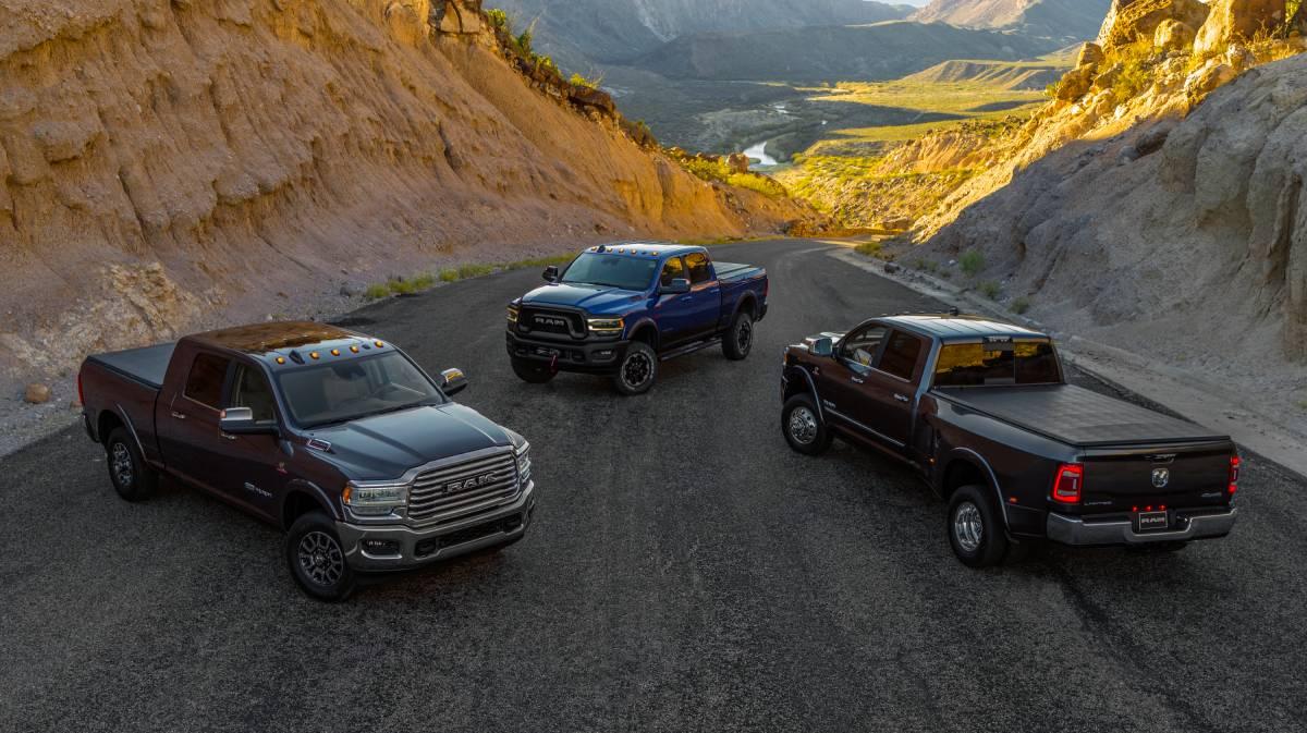 Ford Ranger, Ram Models Under Safety Recalls