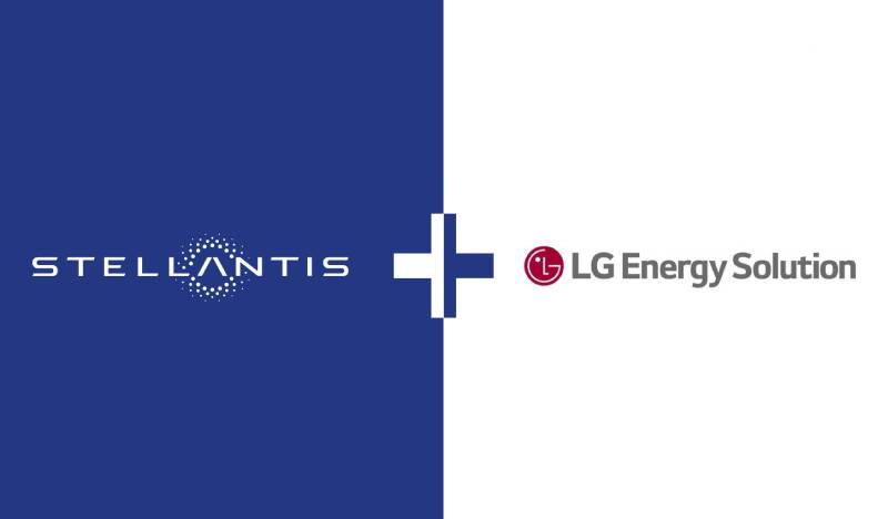 Stellantis, LG Partner on Lithium-Ion Battery Production