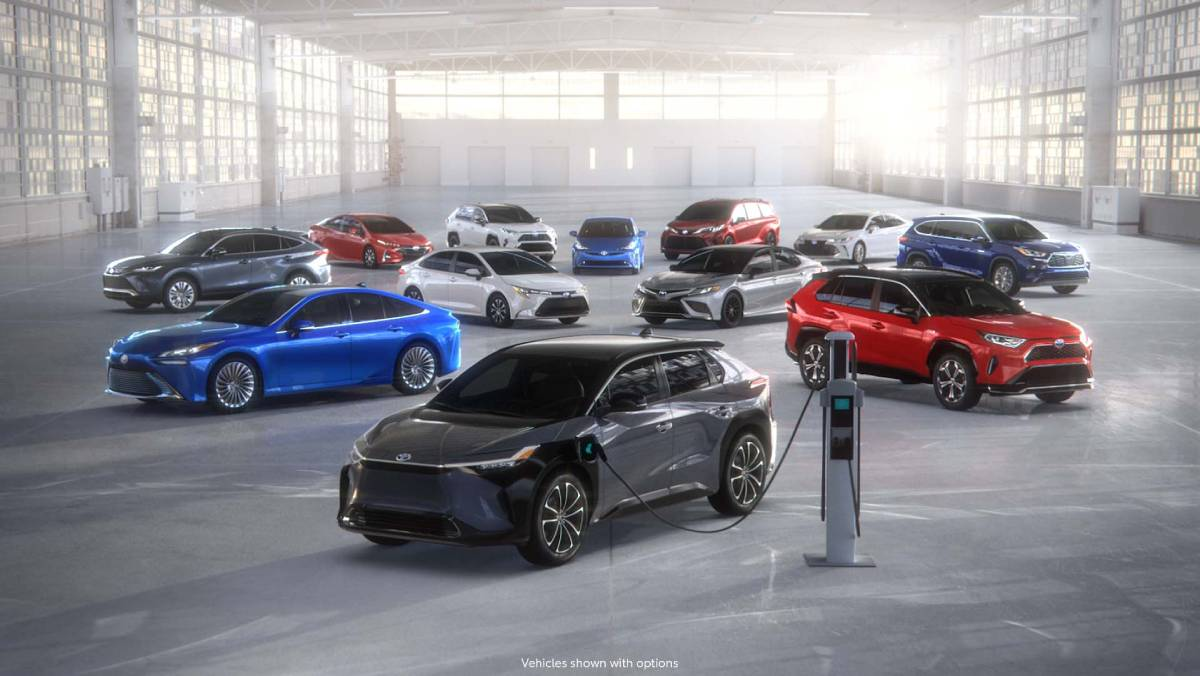 Toyota to Invest $3.4 Billion in Batteries, Start New Company
