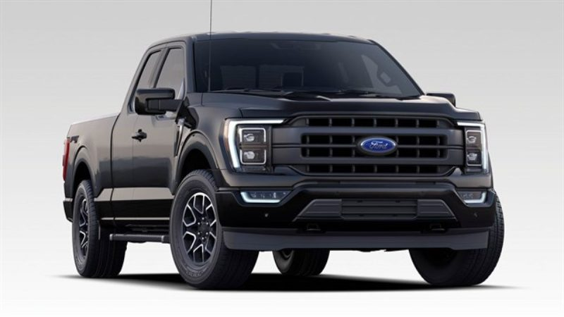 Two Large Ford Pickups Snag Top Safety Pick Awards
