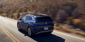 VW's First All-Electric SUV Captures 5-Star NHTSA Rating