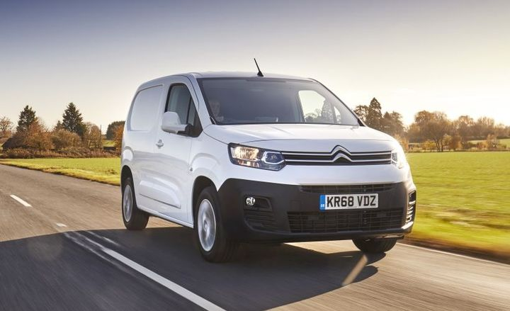 Vehicle hire specialist, Europcar, a brand of Europcar Mobility Group, is in the process of adding 100 New Citroën Berlingo Van models to its nationwide hire fleet - Photo courtesy of Citroen.