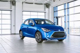 Toyota Recalls 2019 Sienna and Yaris
