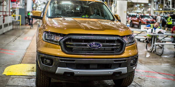 The 2019 Ford Ranger is reportedly among the first vehicles set to undergo retesting following...