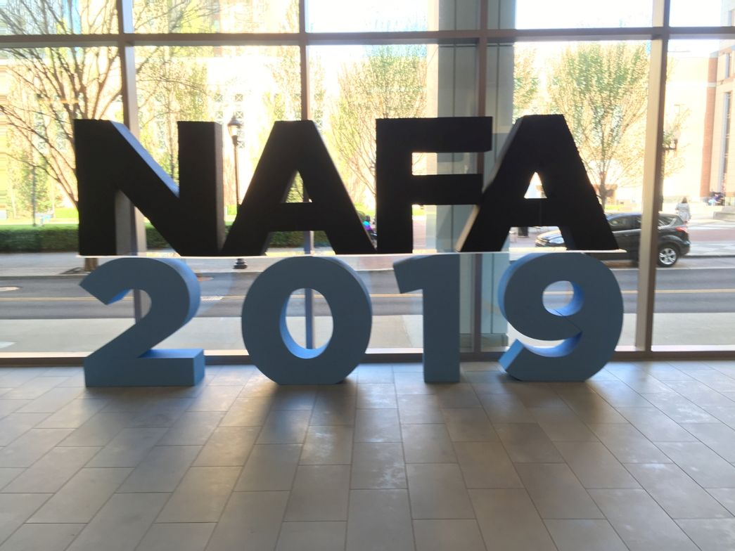 NAFA I&E 2019 wasApril 15-17, in Louisville, Ky. This year included a day with sessions...