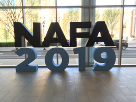NAFA I&E 2019 was April 15-17, in Louisville, Ky. This year included a day with sessions...