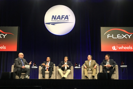 2019 FLEXY Award Winners Honored at NAFA