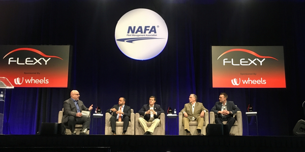Four 2019 Flexy Award winners were honored during the breakfast panel, on the morning of...