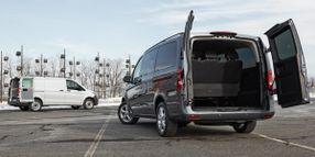 Daimler Vans Recalls Metris for Power Steering Problem