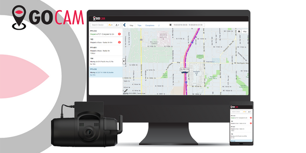 The new GoCam add-on allows Geotab users to transition from location tracking, to ELD reports,...