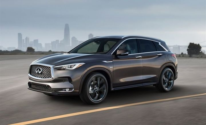 Both the Intelligent All-Wheel Drive and front-wheel drive versions of the Infiniti QX50 received the coveted safety recognition from NHTSA.