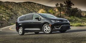 FCA Reboots Chrysler Pacifica for 2020