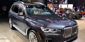 BMW X7 Models Recalled for Air Bag Issue