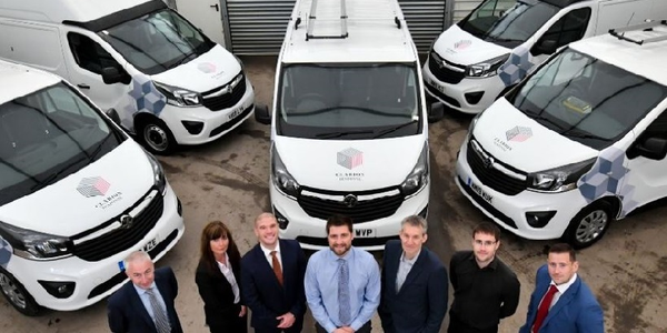 Clarion Housing Group will use Combo Cargo and British-built Vivaro models as mobile workshops...