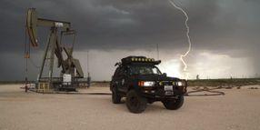 Tornado Driving: Staying Safe
